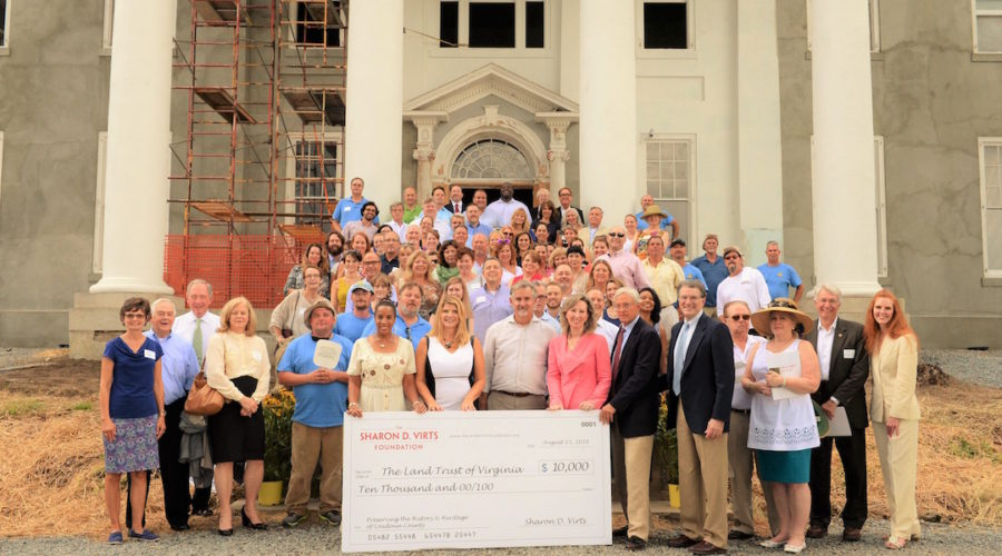 Major Gift from Sharon D. Virts Foundation