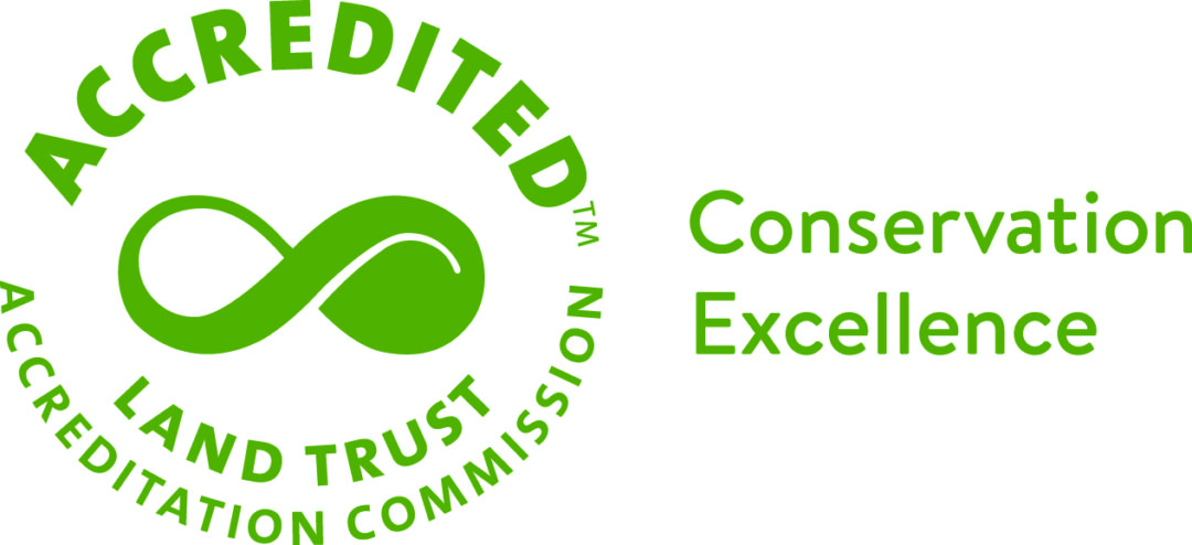 Accredited Land Trust by the Land Trust Accreditation Commission