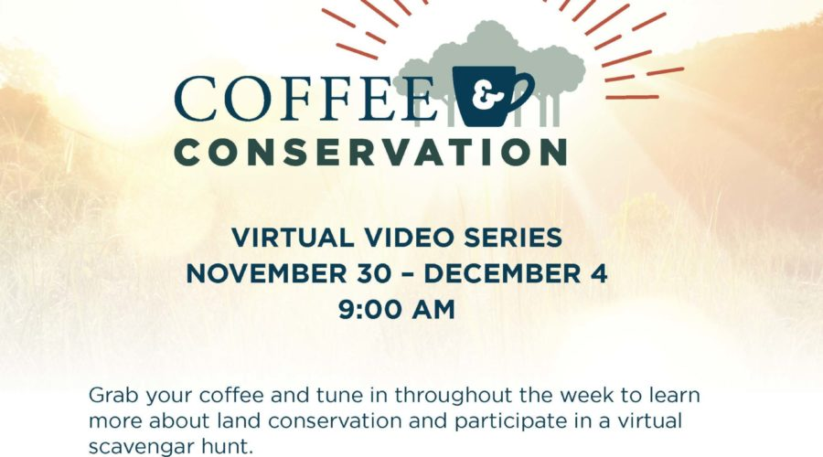 Join LTV for Coffee & Conservation Nov. 30 – Dec 4